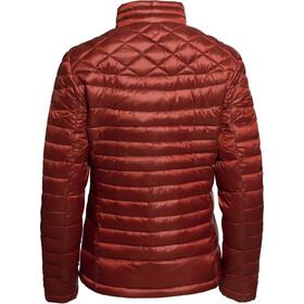 Yeti Alusia Microchamber Down Jacket Women dark garnet